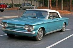 Classic Metallic Blue Stock Photos