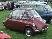 CLASSIC MICRO-CAR Royalty Free Stock Images