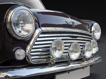 Classic Mini Cooper Stock Photography