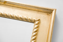 Classic mirror frame Royalty Free Stock Image