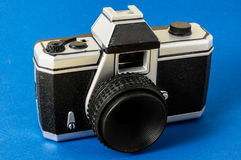 Classic 35mm Plastic Toy Photo Camera Stock Photos