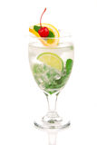 Classic Mojito Cocktail Royalty Free Stock Images
