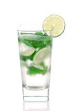 Classic Mojito Cocktail Drink Royalty Free Stock Photos