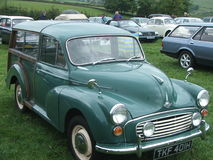 CLASSIC MORRIS MINOR Royalty Free Stock Photography