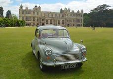Classic Morris Minor Stock Images