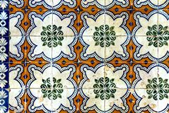 Free Classic Mosaic Pattern On Wall Tiles Royalty Free Stock Photos - 54889398