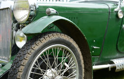 Classic motor car Royalty Free Stock Image