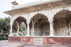 Classic Mughal Edifice Royalty Free Stock Image