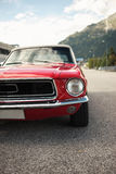 Classic Muscle Car Royalty Free Stock Image