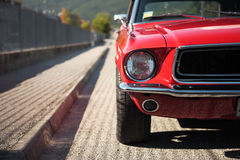 Classic Muscle Car Stock Images