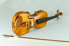 Furniture backround musical instrument violin royalty free stock photo