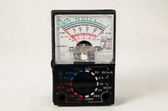 Classic New Electricity Tester Royalty Free Stock Photo