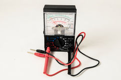 Classic New Electricity Tester Stock Photos