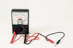 Classic New Electricity Tester Royalty Free Stock Photography