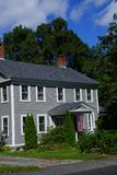 Classic New England home Royalty Free Stock Photos