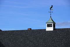 Classic New England weather vane Royalty Free Stock Photos