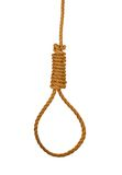 Classic noose Stock Image