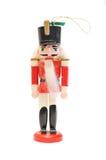 Classic nutcracker ornament Stock Image