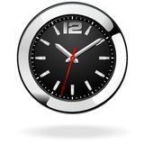 Classic office clock Royalty Free Stock Image