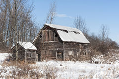 Classic Old Barn Stock Photos
