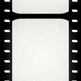 Classic old filmstrip Royalty Free Stock Photos