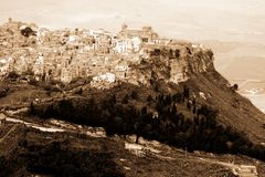Classic old Italy, Sicily Royalty Free Stock Photos