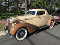 Classic 1935 Oldsmobile F Series Sport Coupe Stock Photography