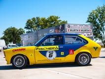 Classic Opel Kadett race car Royalty Free Stock Photo
