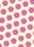 Classic oriental pattern background Royalty Free Stock Photography