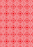 Classic oriental pattern background Royalty Free Stock Photo