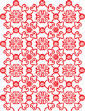 Classic oriental pattern background Stock Photography