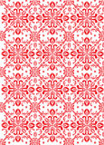 Classic oriental pattern background Stock Photos
