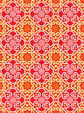 Classic oriental pattern Royalty Free Stock Images