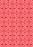 Classic Oriental Pattern Royalty Free Stock Photography