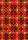 Classic Oriental Pattern Royalty Free Stock Image