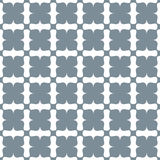 Classic ornamental geometric abstract seamless pattern illustrat Royalty Free Stock Images