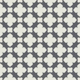 Classic ornamental geometric abstract seamless pattern illustrat Stock Image