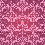 Classic ornamental seamless wallpaper Stock Image