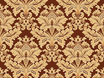 Classic ornamental wallpaper Stock Images