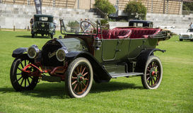Classic overland 1912 Stock Photography
