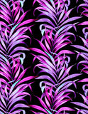 Classic palm pattern Royalty Free Stock Photography