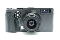 Classic panoramic camera Royalty Free Stock Images