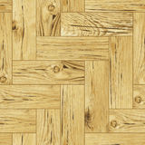 Classic parquet flooring - seamless vector texture Stock Photography
