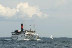 Classic passengership Waxholm III Stock Images