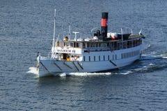 Classic passengership Waxholm III Stock Image