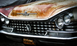 Classic Patina Buick Automobile Stock Photos