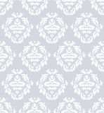 Classic pattern. Including seamless sample in swatch panel Stock Images
