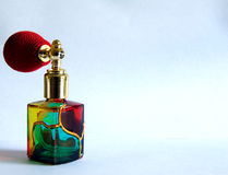 Classic perfume Royalty Free Stock Image
