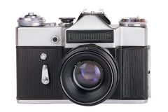 Classic photo camera Royalty Free Stock Images