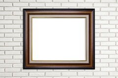 classic photo frame Stock Photos